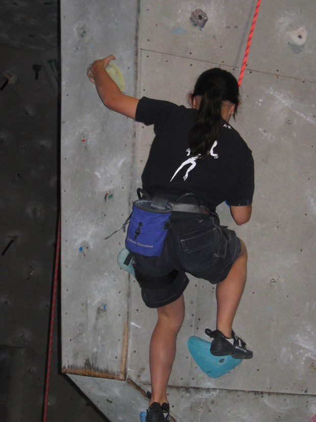 North Vanouver's Alannah Yip climbing for Olympic glory_0