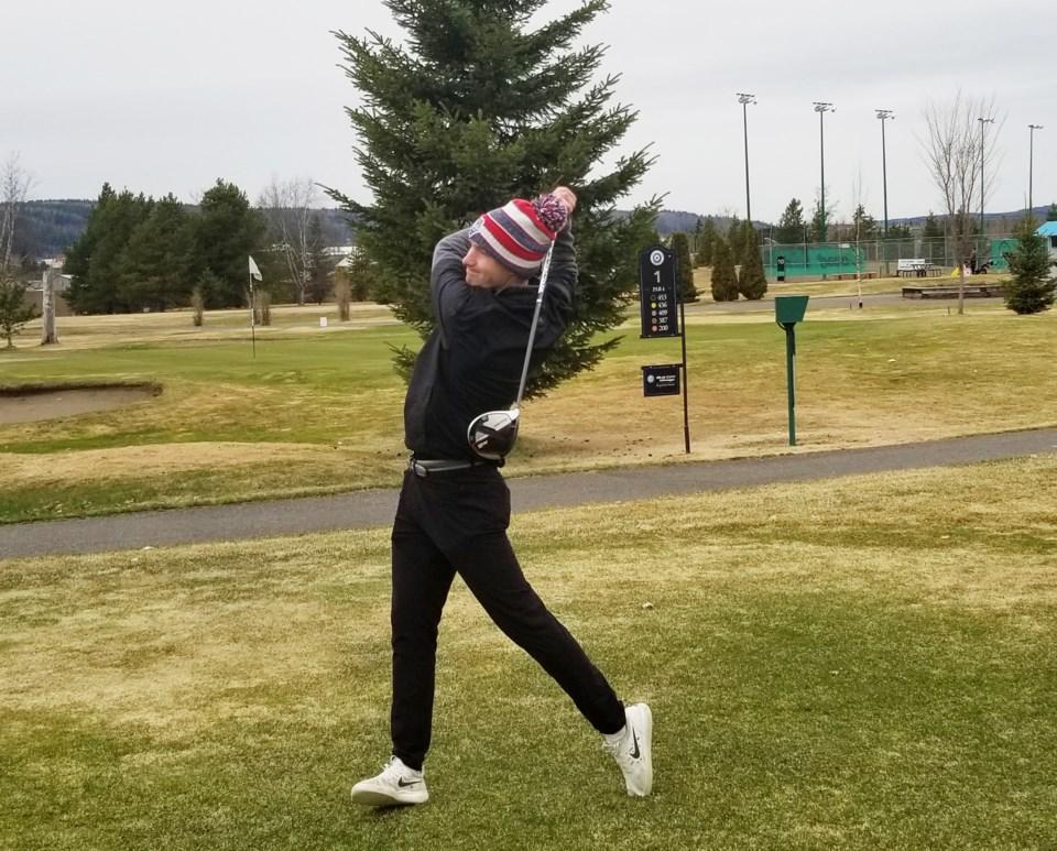 30 cropped golfer Blair Scott