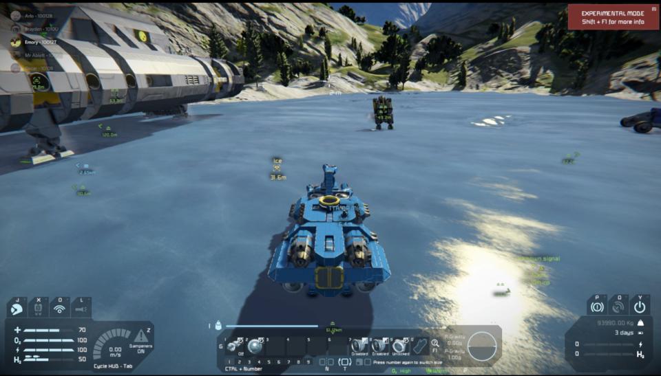 screen shot 2 Space Engineers