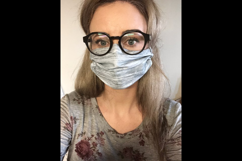 Salts & West was the first small independent company in B.C. to start creating personal cloth face masks to address the urgent shortage