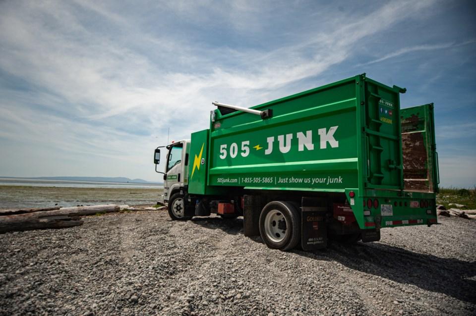 505JunkTruck
