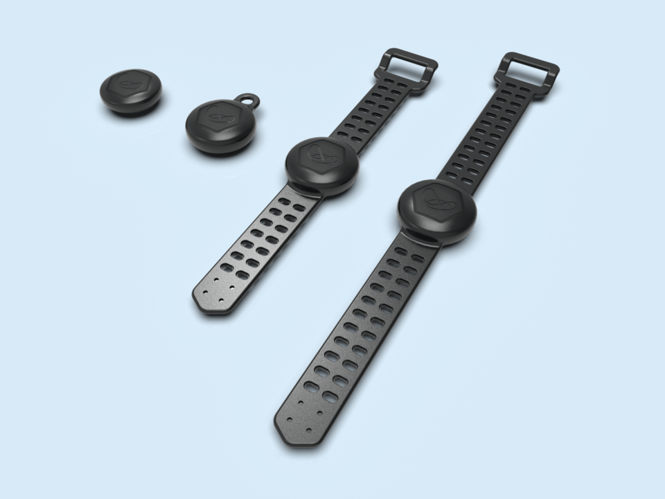 Vantage wristband