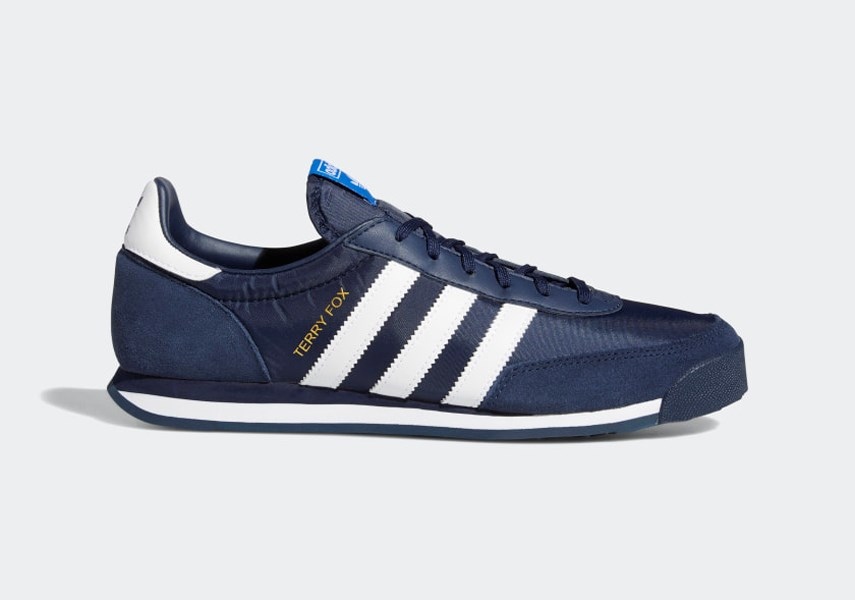 Neuropatía Tectónico Propuesta  Adidas releasing replica Terry Fox sneakers with proceeds to charity - New  West Record