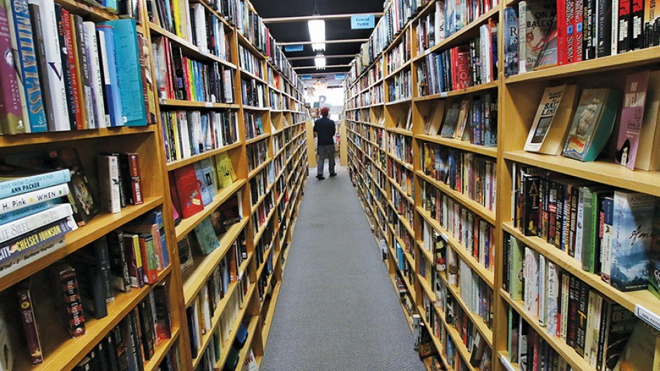 Companion Books at 4094 Hastings Street in Burnaby opened May 19 for the first time after over a mon