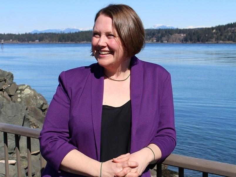 North Island-Powell River MP Rachel Blaney