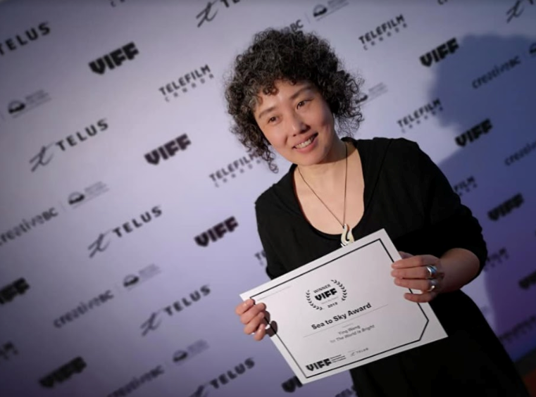 Filmmaker Ying Wang. Photo submitted