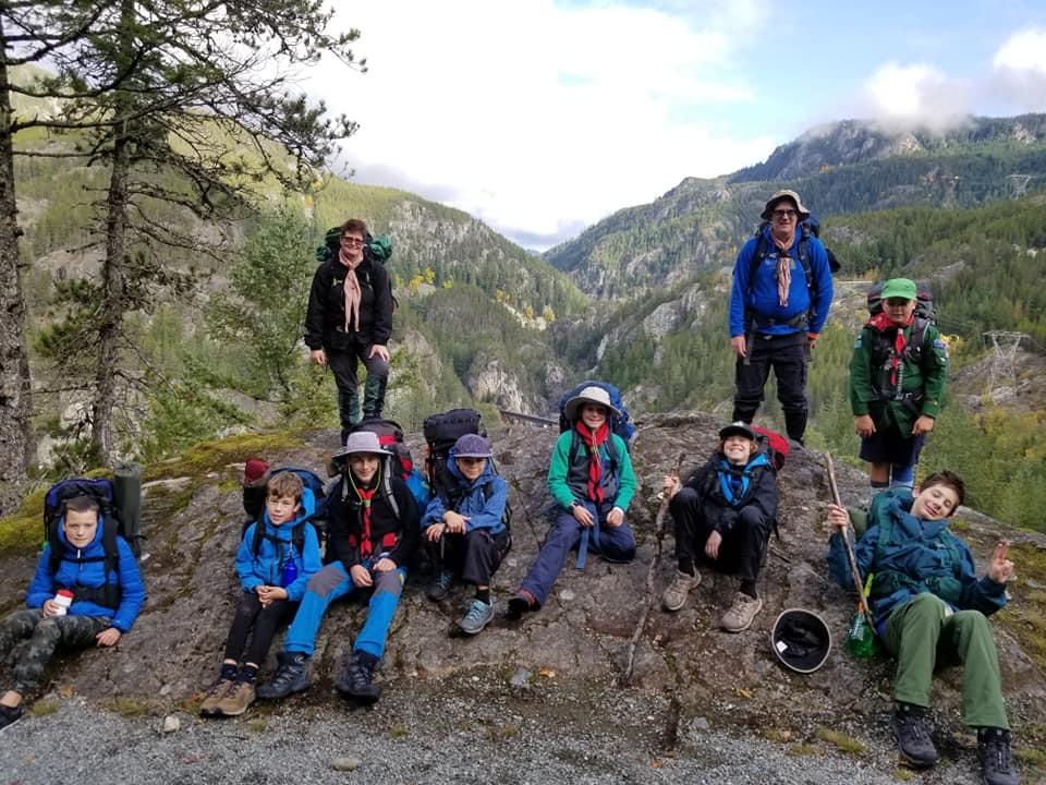 Squamish Scouts