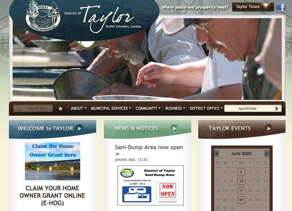 taylor-website