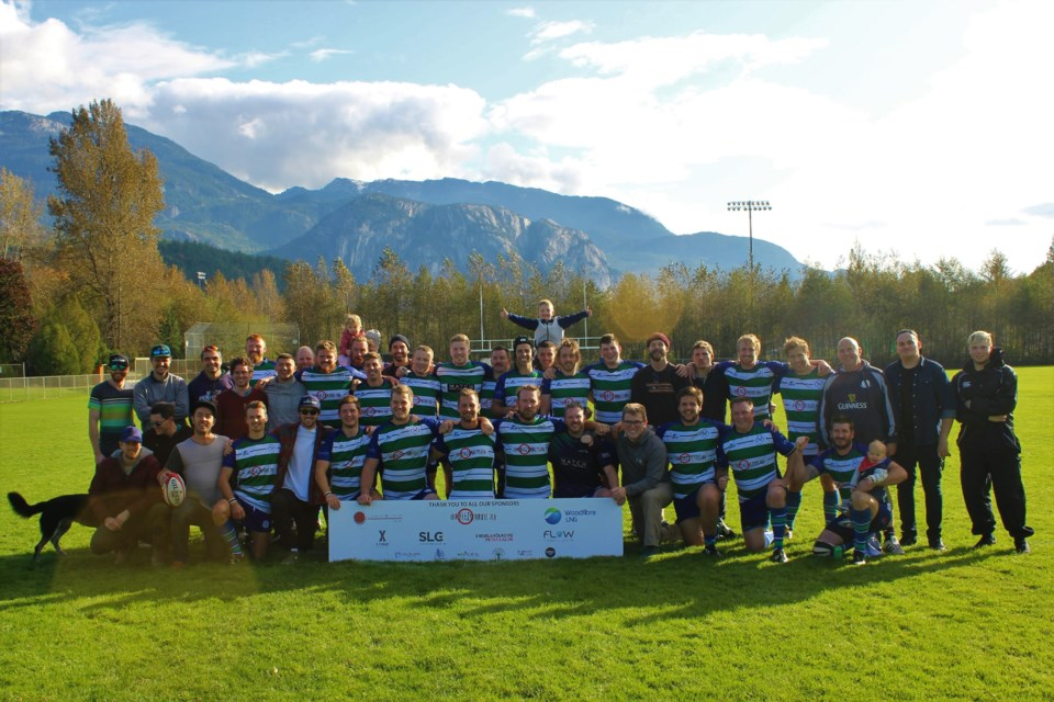 the Axemen Rugby Club
