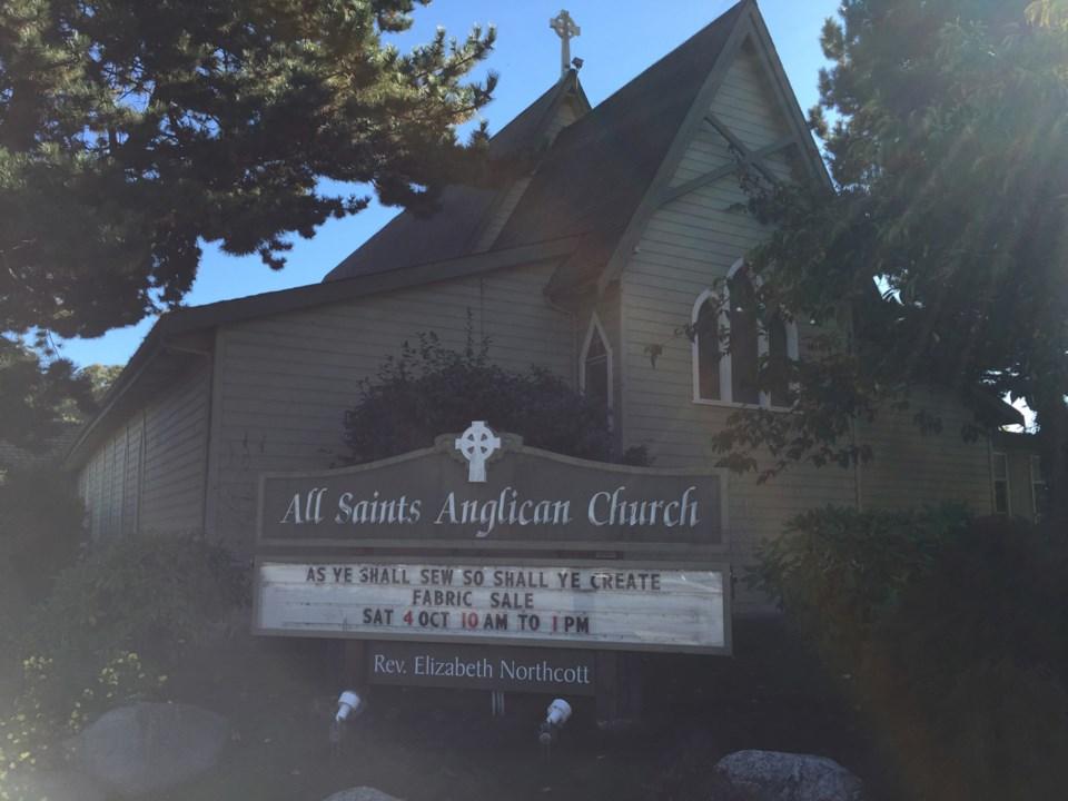 All Saints community meal