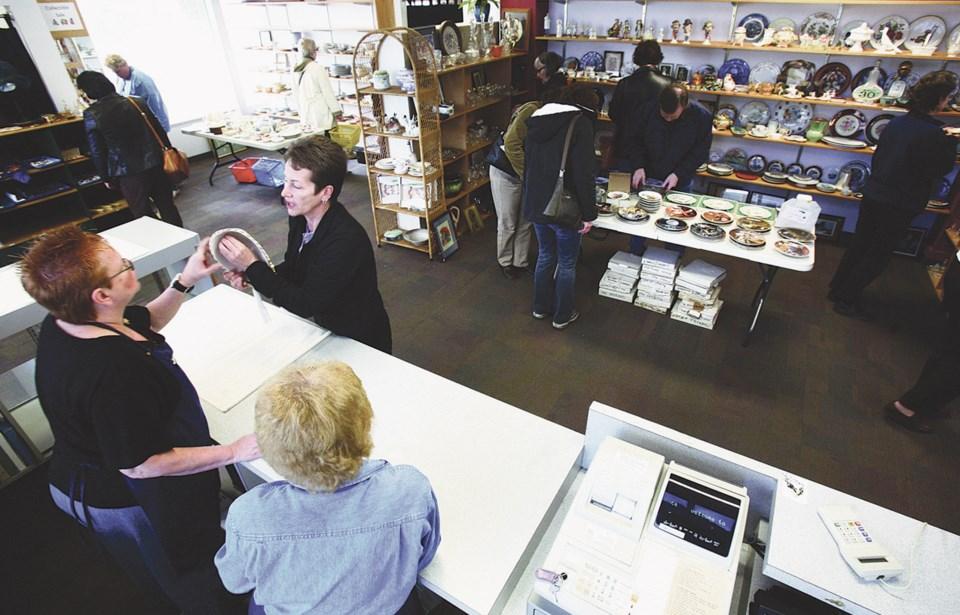 delta hospice thrift store