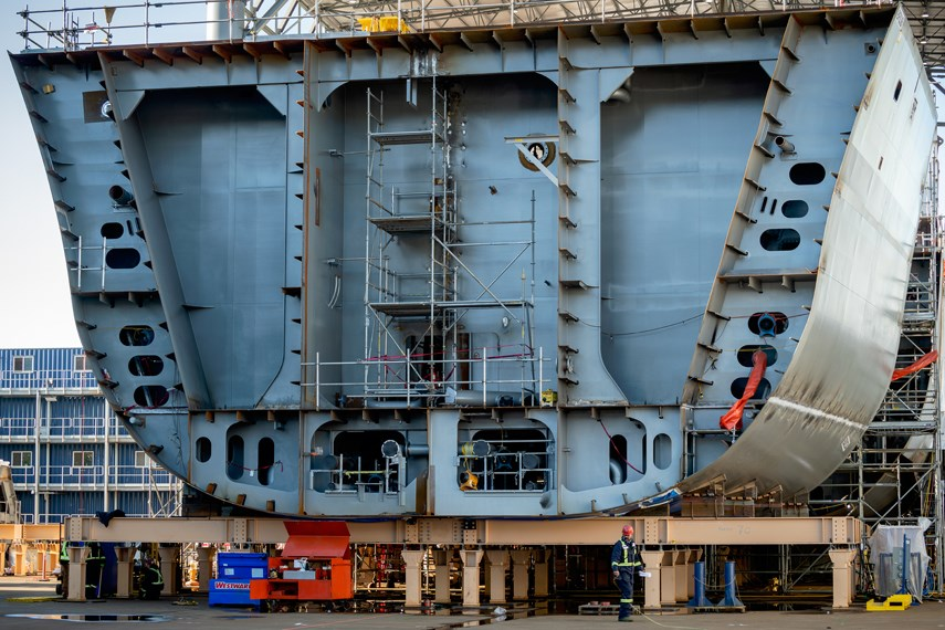JSS big hull