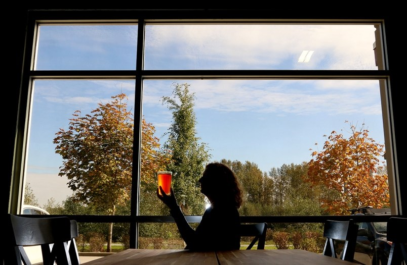 Tinhouse Brewery in Port Coquitlam plans to open up a patio soon. In the meantime, it has re-opened its lounge after meeting provincial health order requirements.