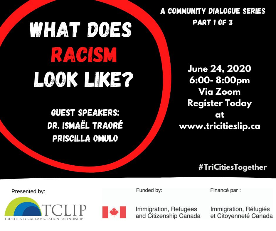 Anti-racism dialogue