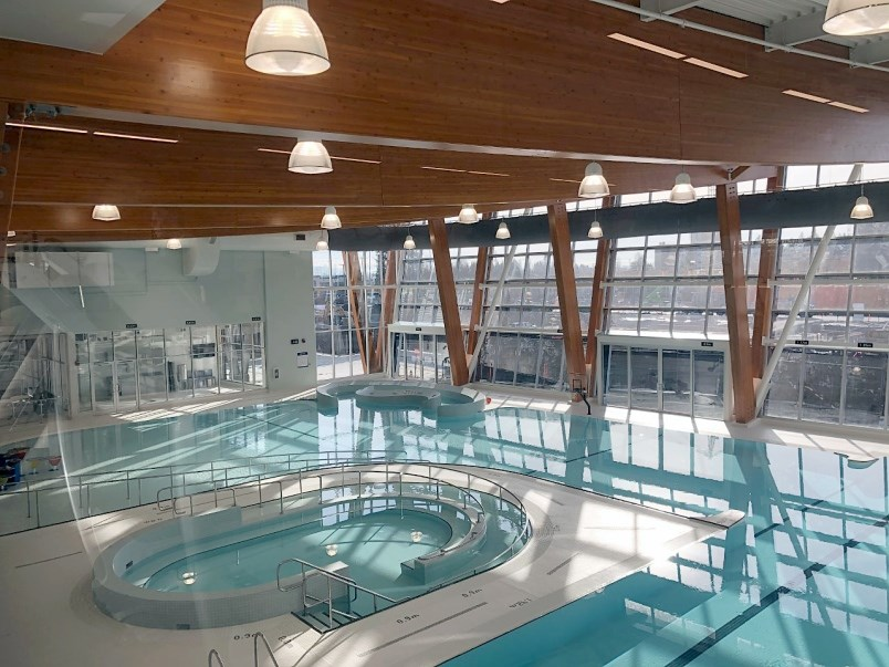 Port Coquitlam pool