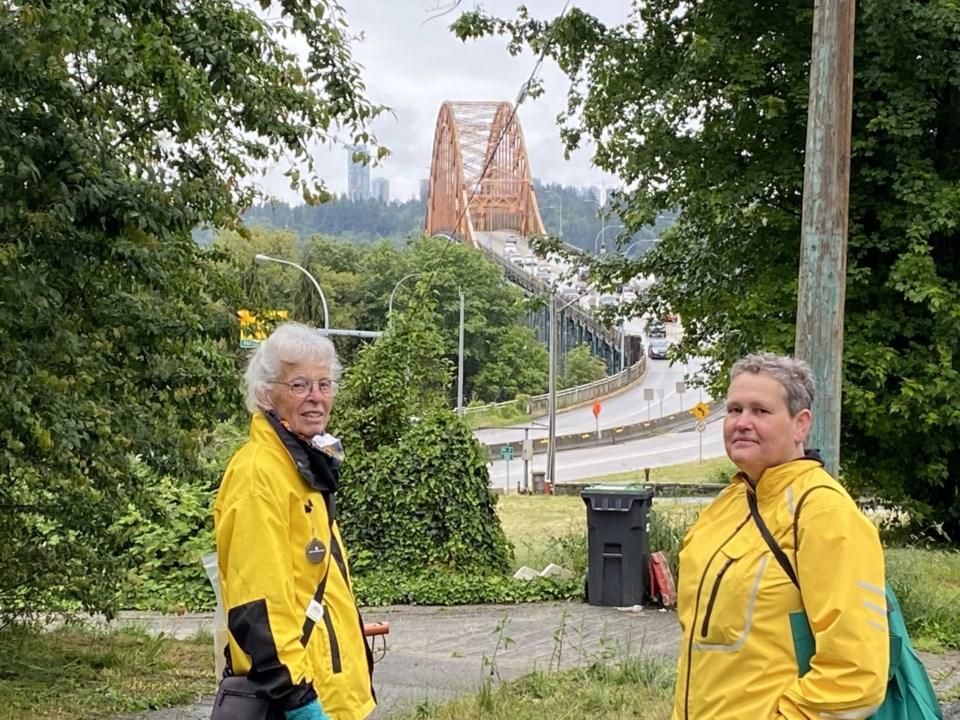 Walkers Caucus Pattullo Bridge