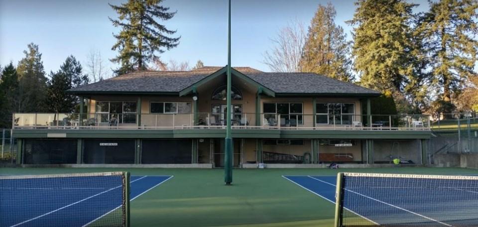 New Westminster Tennis Club