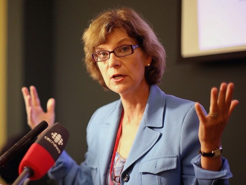 Seniors Advocate Isobel MacKenzie