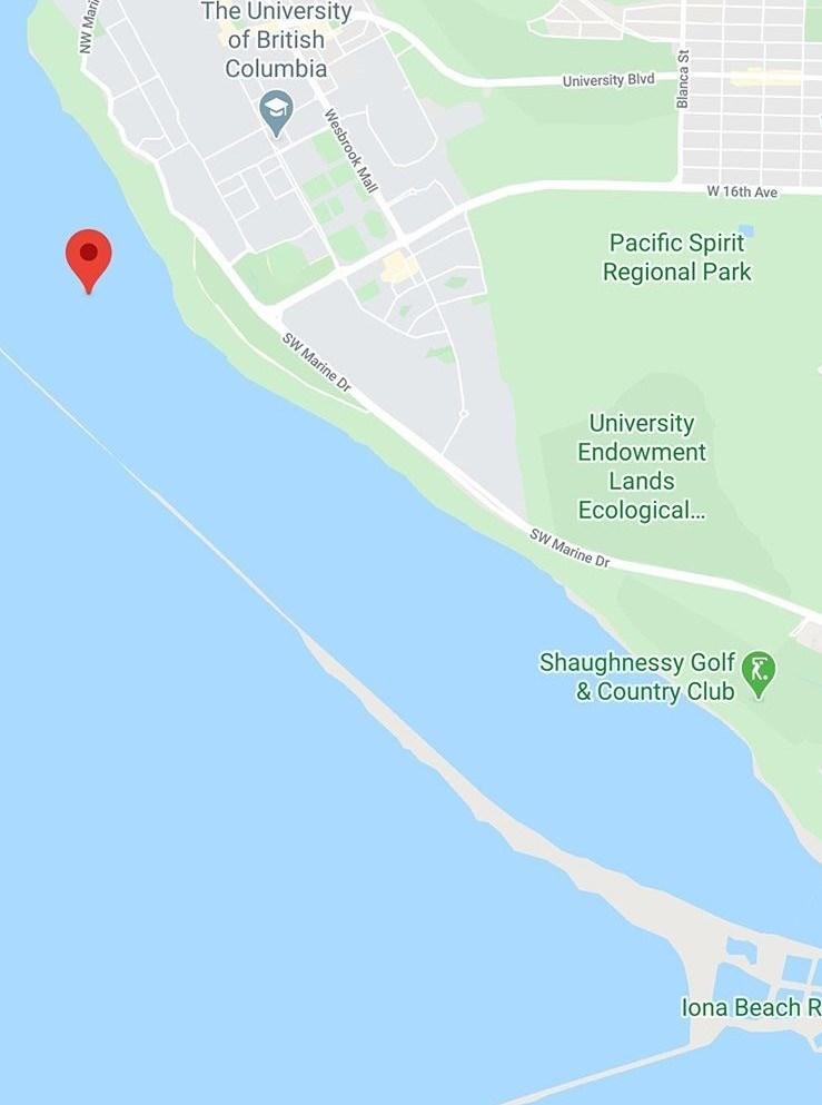 approx location boat rescue