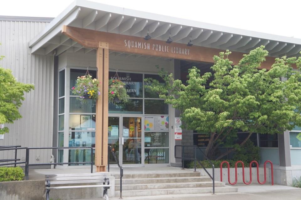 Squamish Public Library