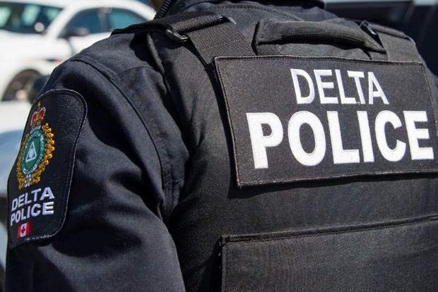 Delta police uniform