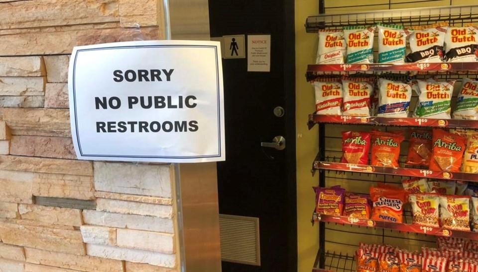 nesters washroom washrooms burnaby