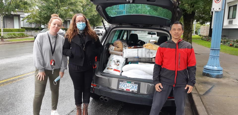pet food donation