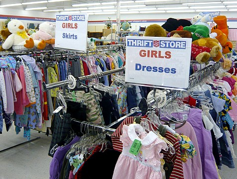 The Salvation Army has announced it is opening its thrift stores