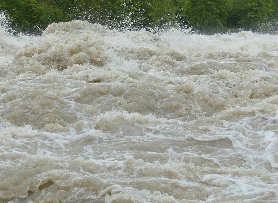 delta flood risk