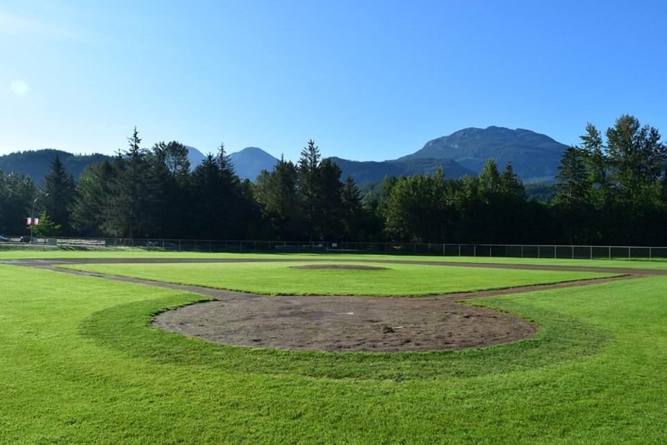 Brennan Park field