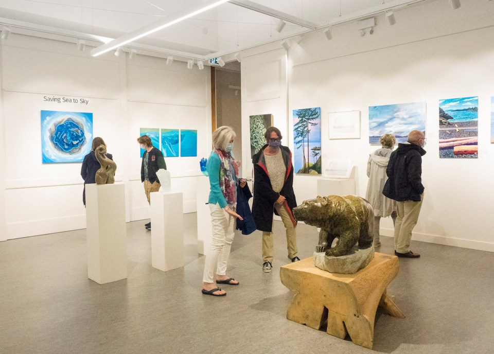 Saving Sea to Sky: new show at the Gallery at Cove Commons_0
