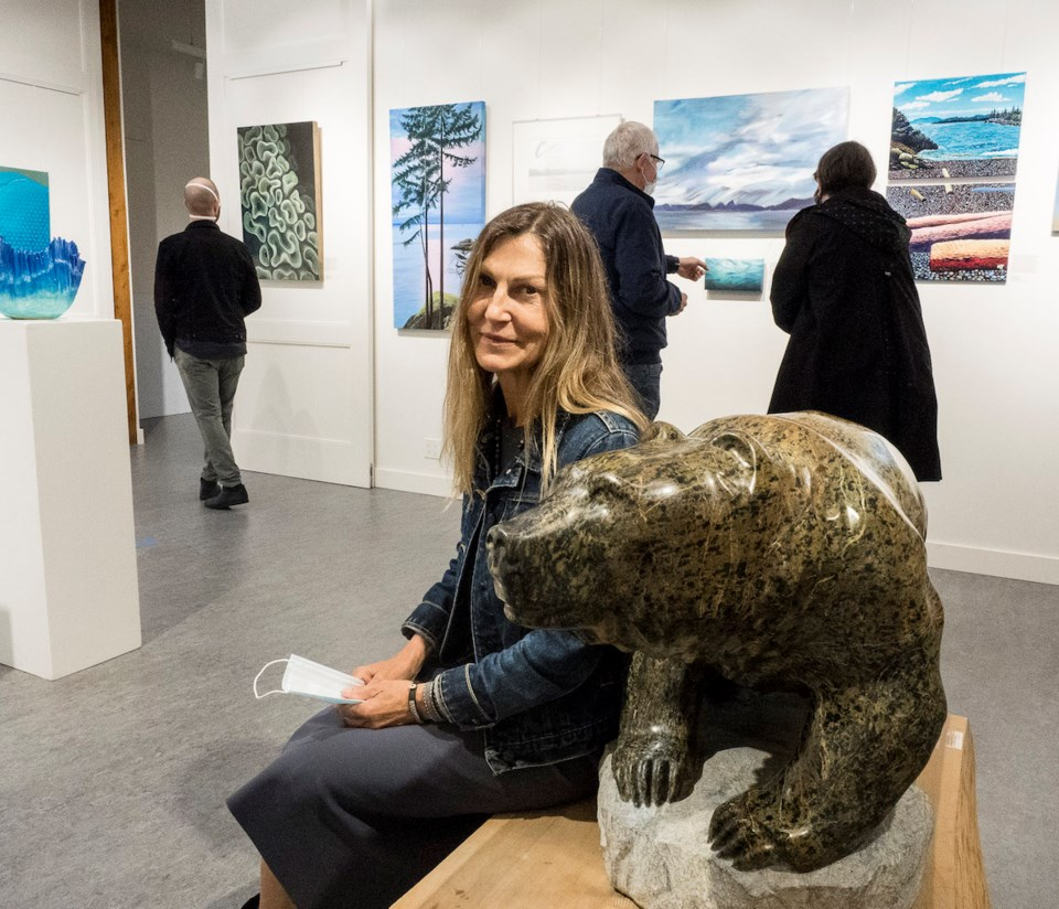 Saving Sea to Sky: new show at the Gallery at Cove Commons_1