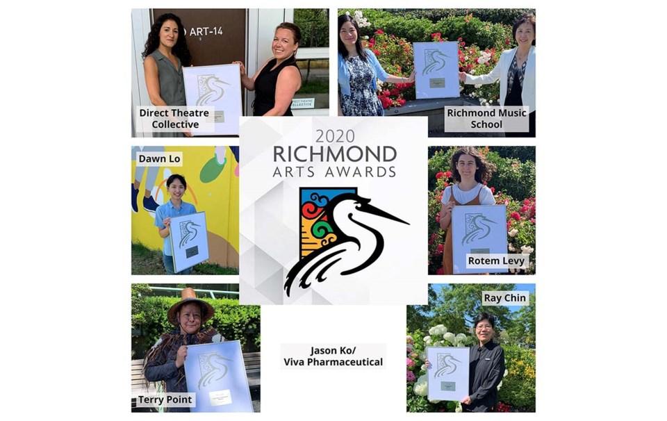 Richmond Arts Awards 2020