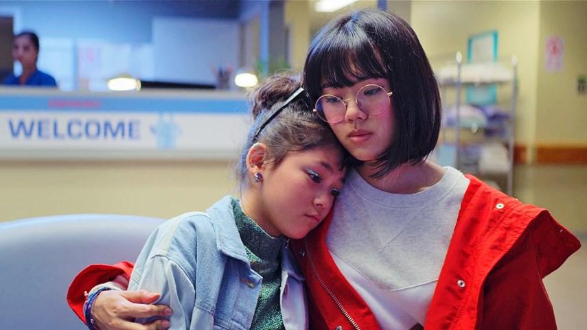 Aya Furukawa as Mean-Janine The Baby Sitter Club Netflix 4WEB.jpg