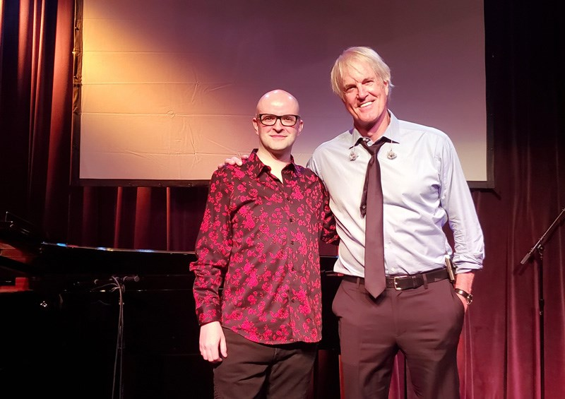 Martin Mayer and John Tesh
