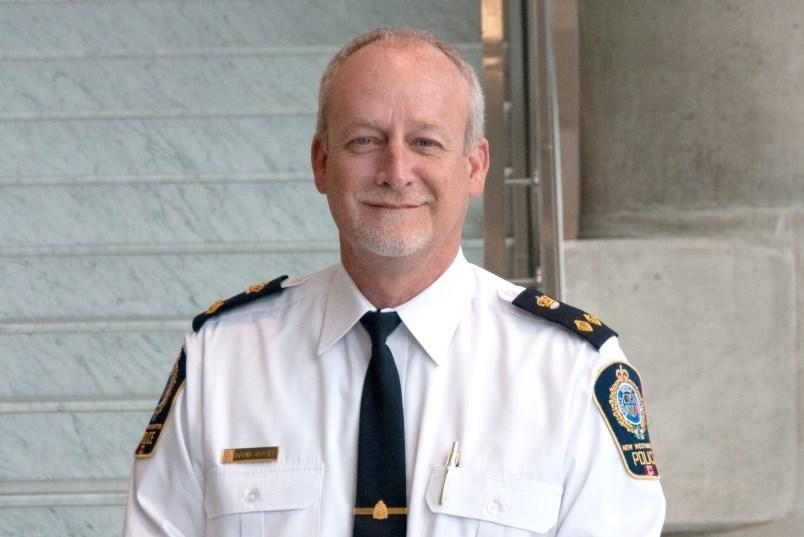 New Westminster police, Dave Jansen