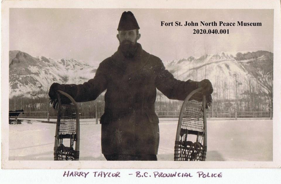 Henry Neil Taylor - FSJ Museum 2020.040.001