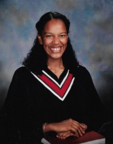 Orene Askew in Grade 12