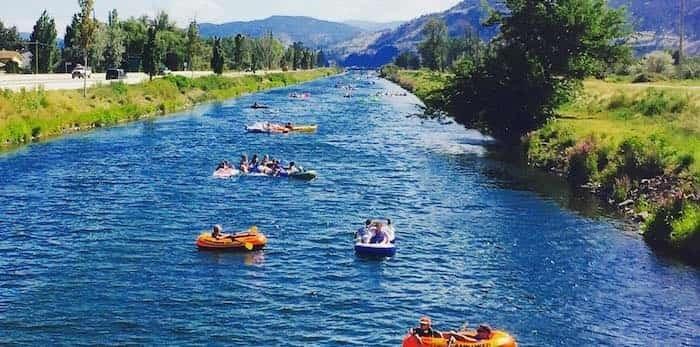 penticton river cruise