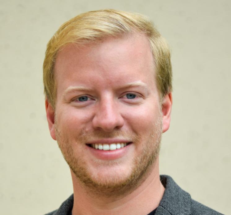 Rylan Simpson is an SFU assistant professor in the School of Criminology