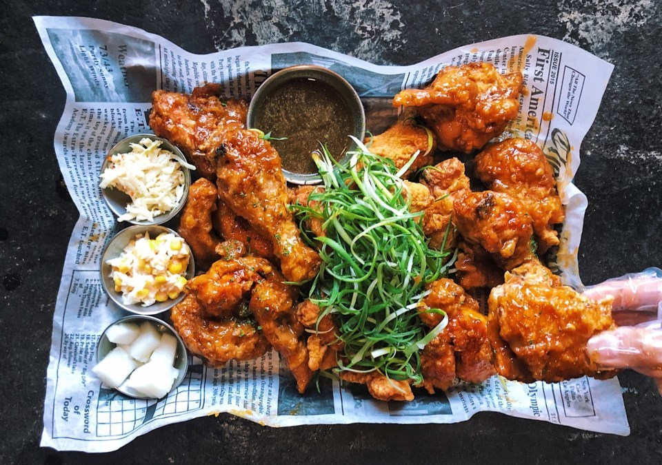 Burnaby fried chicken wars heat up with new Korean joint Pelicana now open