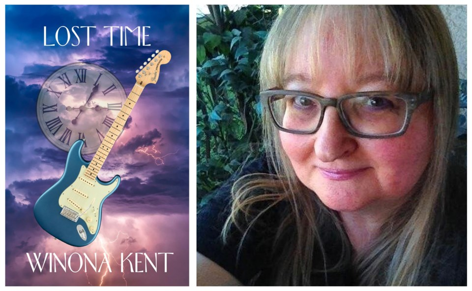 winona Kent, author, Lost Time