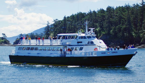 Point Roberts Ferry