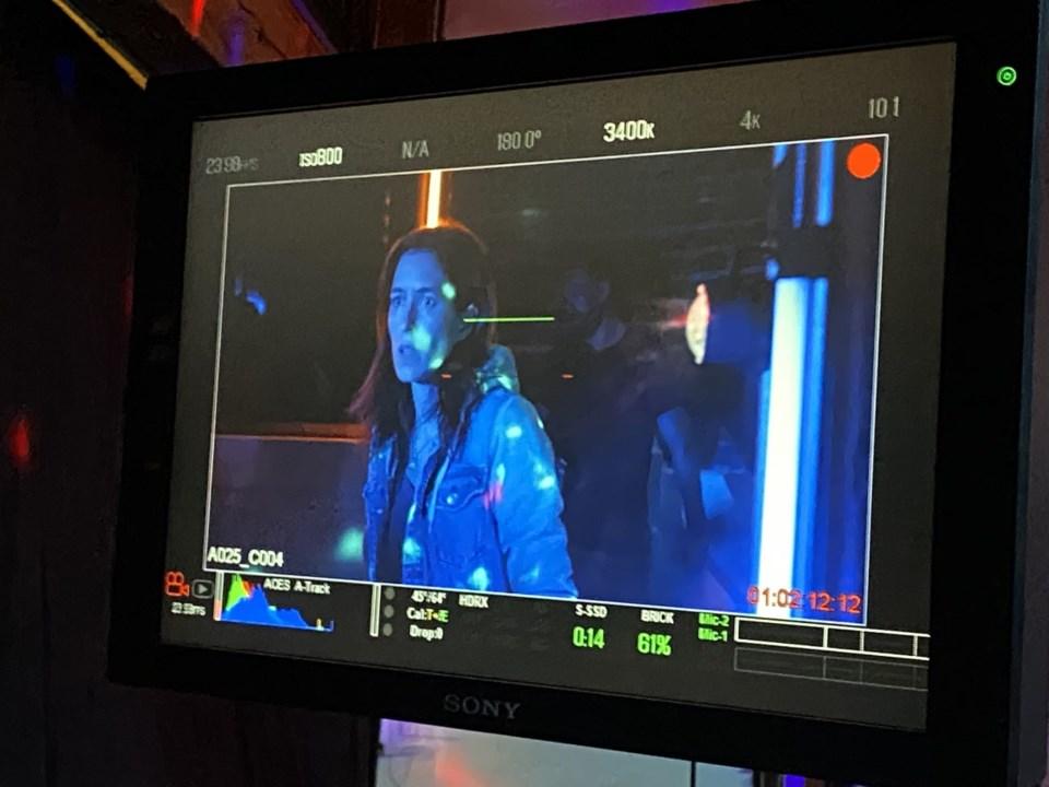 'It's a lot of camera tricks': Coquitlam filmmaker shoots feature through pandemic_0