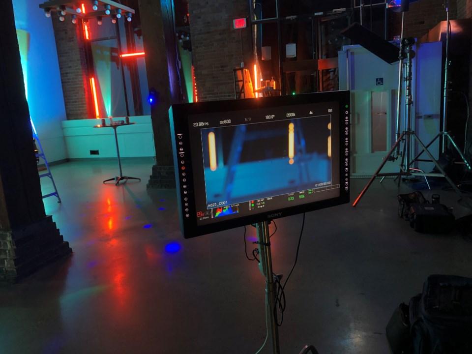'It's a lot of camera tricks': Coquitlam filmmaker shoots feature through pandemic_2