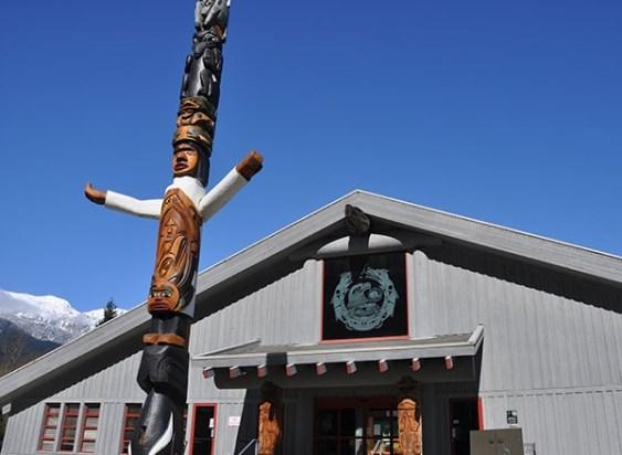 Squamish Nation office
