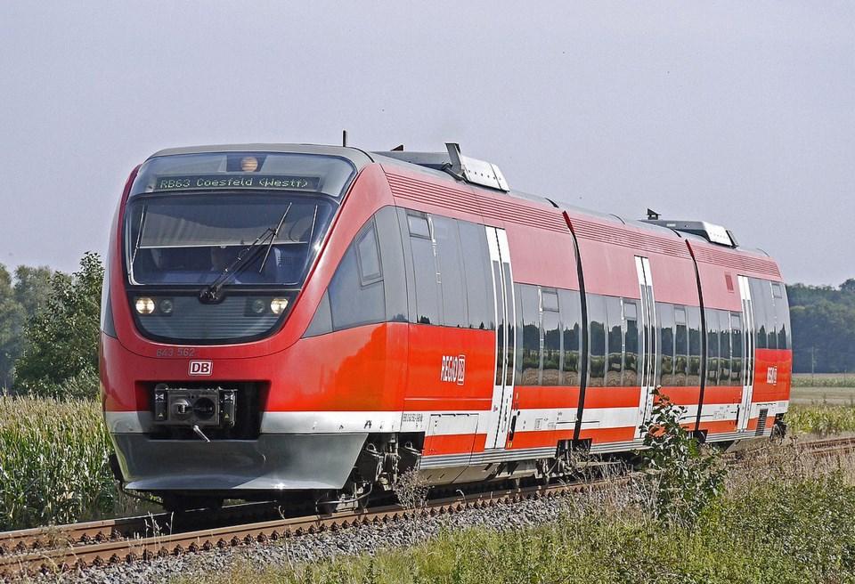 light rail delta