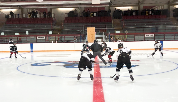 The U13 Predators were thrilled to be back on the ice for their 2020 training camp in Tumbler Ridge last week, September 2 and 3.