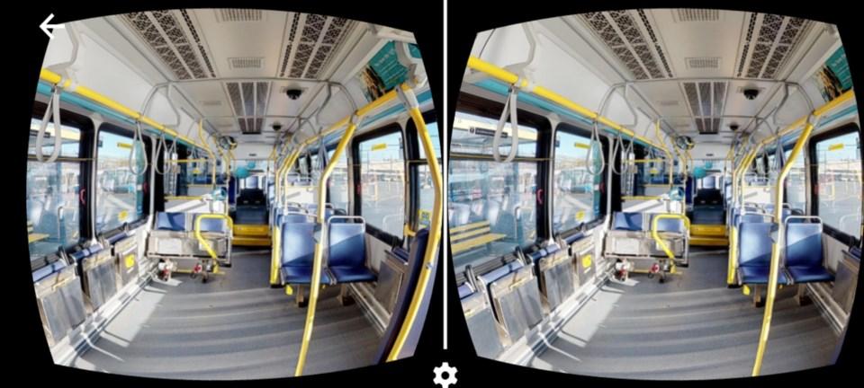 virtual reality, transit, TransLink