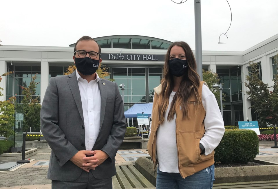 delta face mask policy